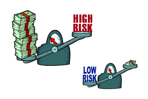 High_low_risks